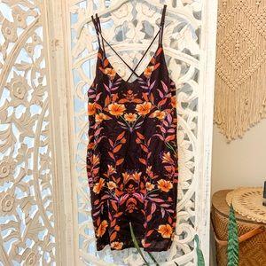 Pacsun Floral Dress